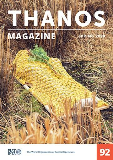 Thanos Magazine 92