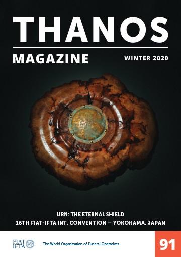 Thanos Magazine 91