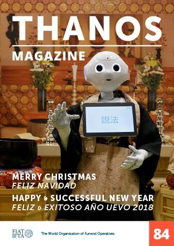 Thanos Magazine 84