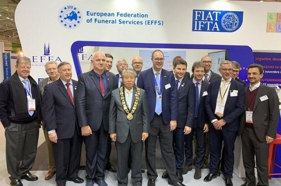 FIAT-IFTA AND EFFS BOARDS - PARIS 2019